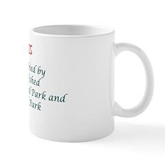 Mug: Congress, lobbied by John Muir, established Y