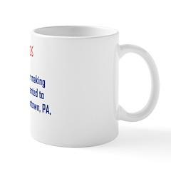 Mug: A patent (No. 119,413) for making portland ce