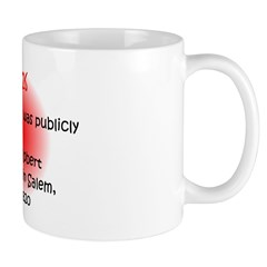 Mug: Legend has it tomato was publicly proven to b