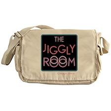The Jiggly Room Messenger Bag