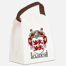 Clancy Coat of Arms Canvas Lunch Bag