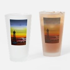 Razors Drinking Glass