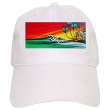 Touch of Paradise Baseball Cap