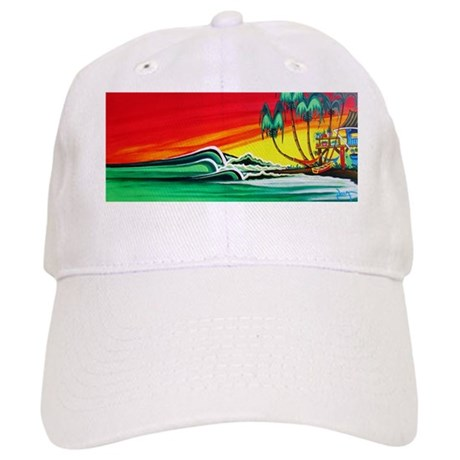 Touch of Paradise Cap