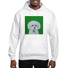 """""""Maltese Terrier"""" Hoodie"""