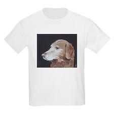 """""""Golden Retriever"""" T-Shirt"""