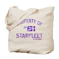 Property of Starfleet Academy Tote Bag