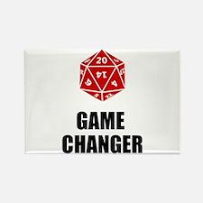 Game Changer Rectangle Magnet (10 pack)