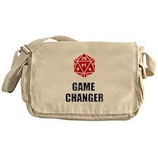 Game Changer Messenger Bag
