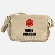 Game Changer Messenger Bag