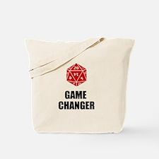 Game Changer Tote Bag
