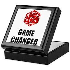 Game Changer Keepsake Box