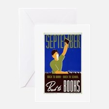 Back to School WPA Greeting Card