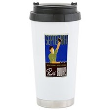 Back to School WPA Travel Mug