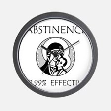 Abstinence Effective Wall Clock
