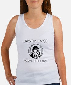Abstinence Effective Women's Tank Top