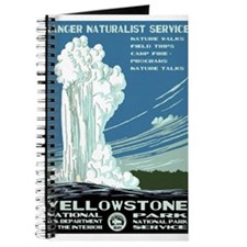 Yellowstone National Park WPA Journal