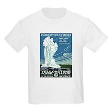 Yellowstone National Park WPA T-Shirt