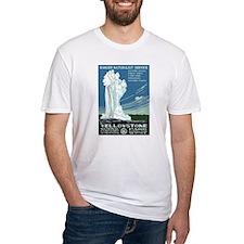 Yellowstone National Park WPA Shirt