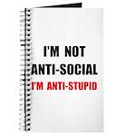 Anti Stupid Journal