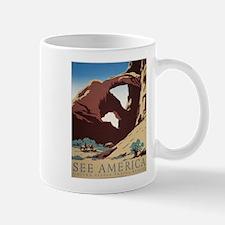 See America Desert Mug