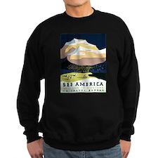 Welcome to Montana Sweatshirt