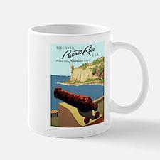 Discover Puerto Rico Mug