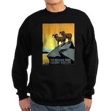 National Parks: Preserve Wild Life Jumper Sweater