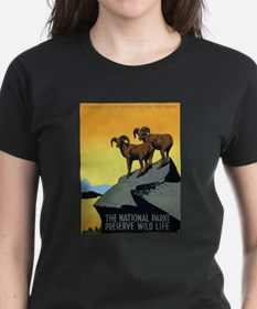 National Parks: Preserve Wild Life Tee