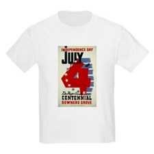 Vintage Fourth of July T-Shirt