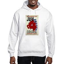 Vintage Fourth of July Hoodie