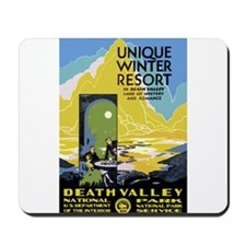 Death Valley: Vintage Parks Mousepad