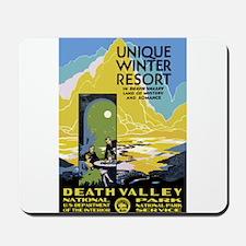 Death Valley: Vintage Parks Mousepad