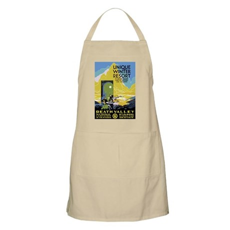 Death Valley: Vintage Parks Apron