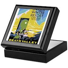 Death Valley: Vintage Parks Keepsake Box