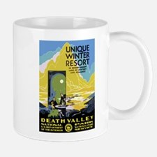 Death Valley: Vintage Parks Mug