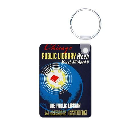 Public Library: An American Institution Aluminum P