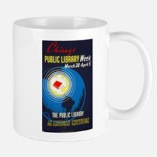Public Library: An American Institution Mug