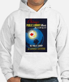 Public Library: An American Institution Hoodie
