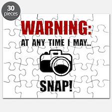 Camera Snap Puzzle