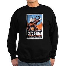 Vintage French Poster Sweatshirt