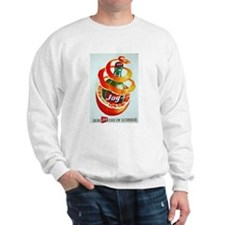 Vintage French Soda Sweatshirt