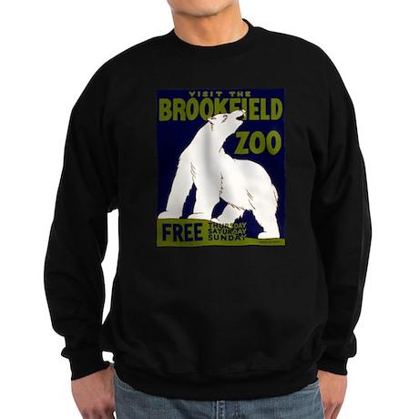 Vintage Visit the Zoo Sweatshirt (dark)