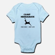 Camp Needabuck Buck Infant Bodysuit