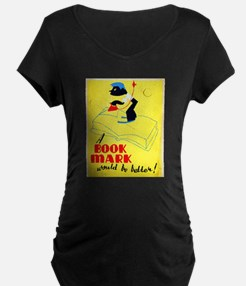Vintage School Library T-Shirt
