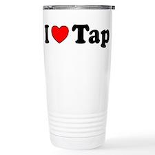 I Heart Tap Travel Mug