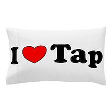 I Heart Tap Pillow Case