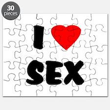 I Love Sex Puzzle