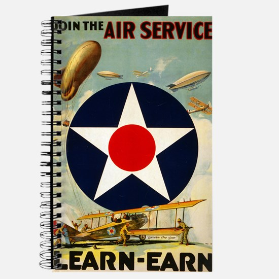 WWII Join the Air Service/Air Force Journal