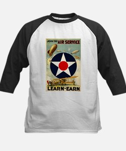 WWII Join the Air Service/Air Force Tee